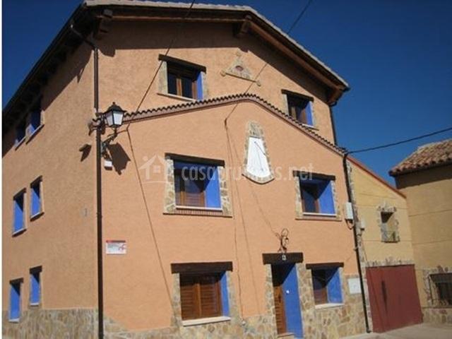 Casa del cura apartamentos rurales en ferreruela de huerva teruel - La casa del cura teruel ...