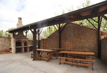 Casa del Cura - Ferreruela De Huerva, Teruel