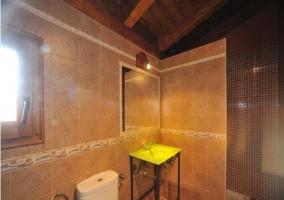 Baño habitación con jacuzzi