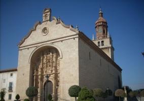 Iglesia de Calamocha