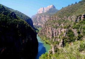 Ruta por la ribera del río