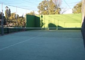 Pista de Tenis de la Casa Rural