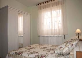 Dormitorio flores