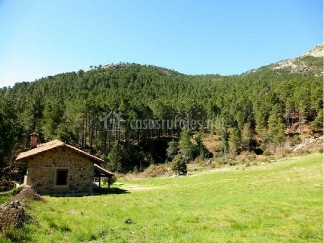 El joyuelo casas rurales en guisando vila - Casa rural guisando ...