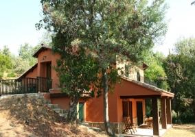 Casa Rural Moscatelar