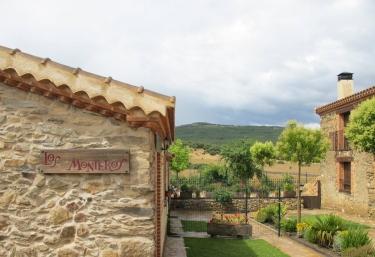Casa Rural Los Monteros - Pueblo Aldeanueva De La Sierra, Salamanca