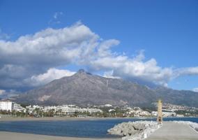 Playa en la Costa del Sol