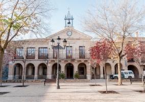 Ayuntamiento de Corral de Almaguer