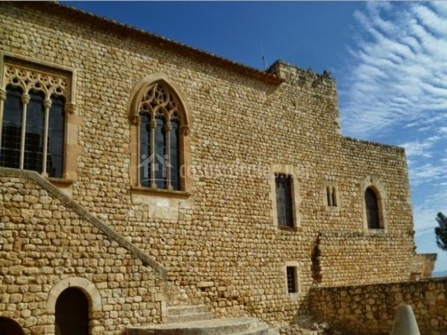 Castillo Sant Martí Sarroca