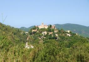 Pueblo de Sant Martí Sarroca