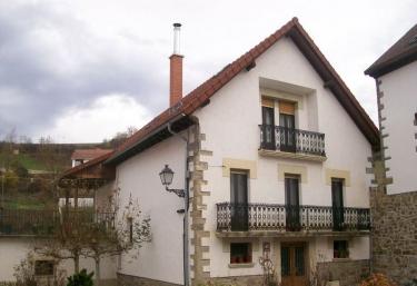 Casa Lucuj - Jaurrieta, Navarra