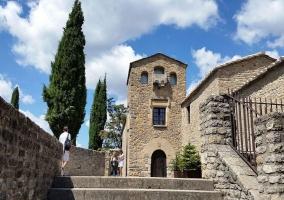 Palacio fortificado de Prior