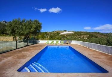 Casa La Lloma - Benissa, Alicante