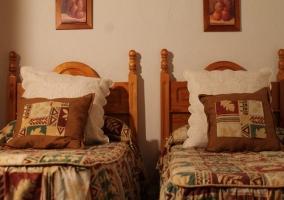 Dormitorios completamente equipados