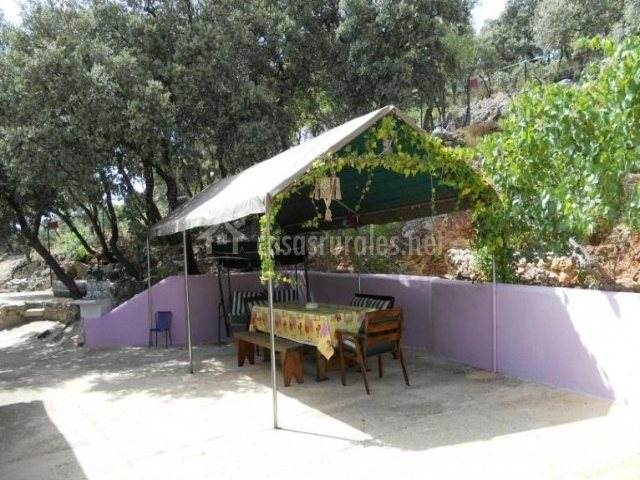 Casa rural de campo el castillejo ecoturismo en alpandeire - Comer en la casa de campo ...