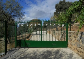 Vistas de la entrada