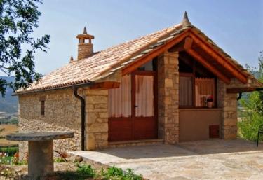 El Pajar de Coronas - Coscollar, Huesca