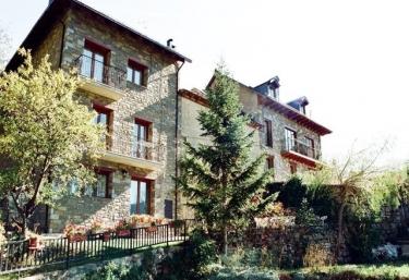 Apartamento 1 Casa Pernalle - Erill La Vall, Lleida