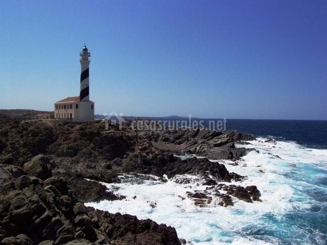 Cabo Favaritx de Morella
