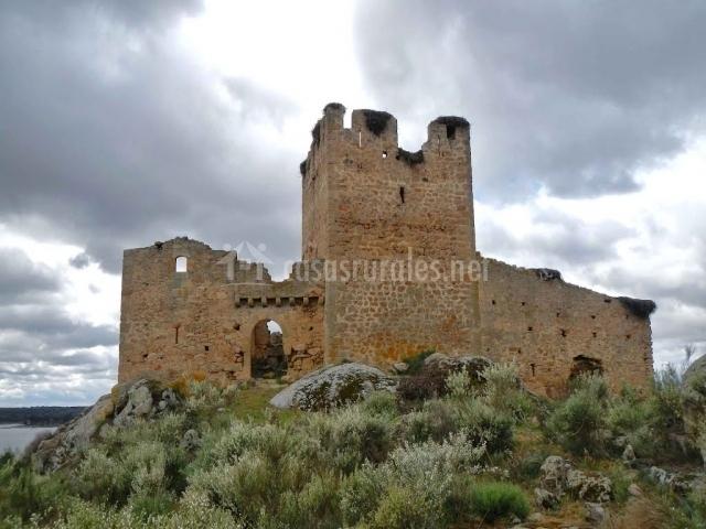 Ruinas del Castillo de Montánchez