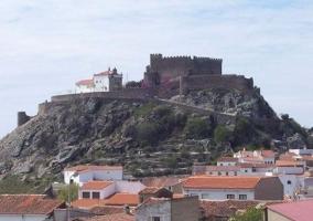 Montánchez y el Castillo
