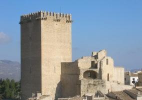 Castillo Medieval de Moratalla