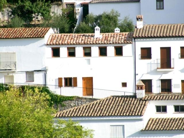 Casa rural el aljibe en benamahoma c diz - Casas rurales en cadiz baratas ...
