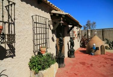 El Patio de Dulcinea - Miguel Esteban, Toledo