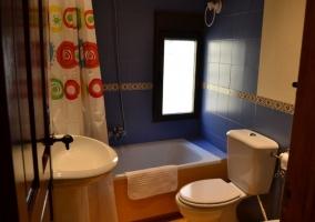 Habitación doble superior baño completo