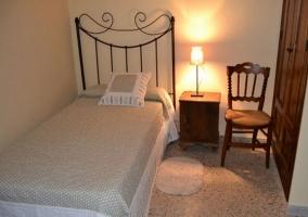 Suite familiar dormitorio individual