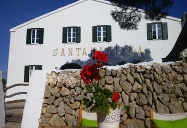 Agroturisme Santa Mariana - Alaior, Menorca