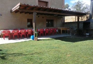 Casa rural Oliva - Abiego, Huesca