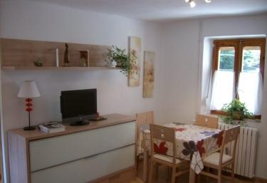 Apartamento 1 - Casa Marión - Parzan, Huesca