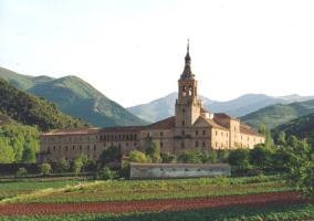 Monasterio San Millán de Yuso