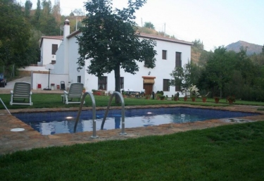 Casa Molino Huetor Santillan - Huetor Santillan, Granada
