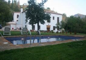 Casa Molino Huetor Santillan