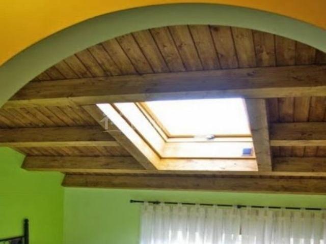 Casa rural el aldeano en masueco salamanca - Techo abuhardillado ...