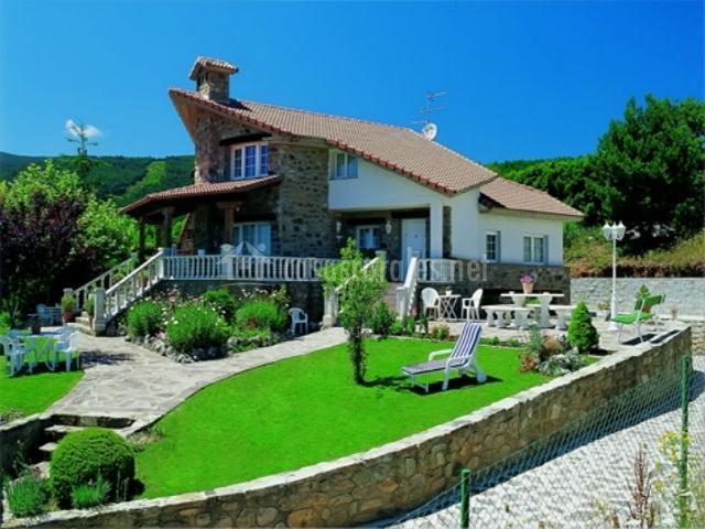 Casa Rural Los Pinos En El Rasillo La Rioja