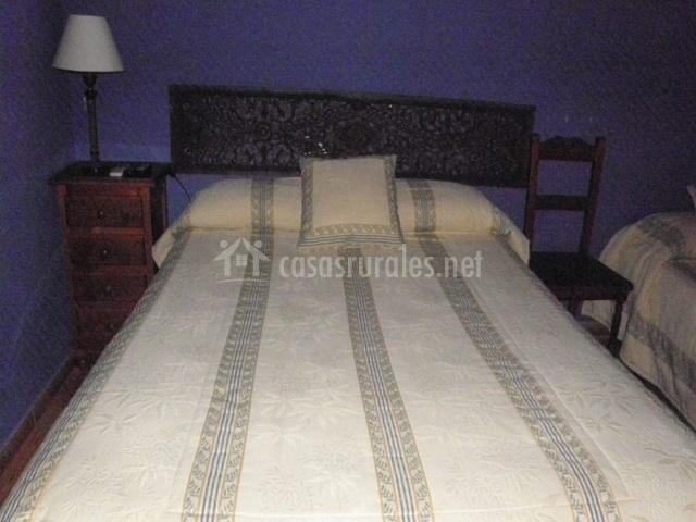 Habitación doble cama supletoria