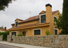Casa Las Eras I-Navaluenga