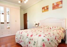 Dormitorio Suite de matrimonio con armario