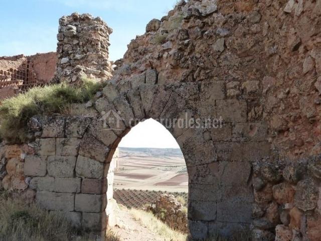 Castillo musulmán