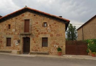 La Casa de Piedra de la Aldea - Aldea Del Pinar, Burgos