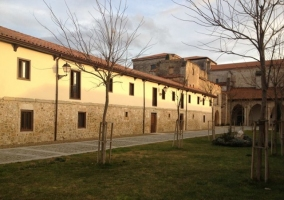 Hospedería del Monasterio de Santa Clara