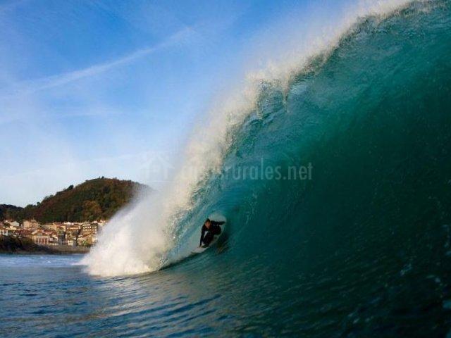 Zonas ideales para surfear
