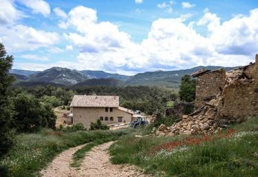Masía de la Serra de la Cogulla - Monroyo, Teruel