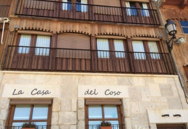 La Casa del Coso - Peñafiel, Valladolid