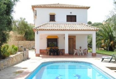 Las casas rurales en m laga m s baratas - Casas rurales con piscina baratas ...