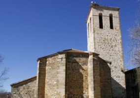 Iglesia de Horcajo