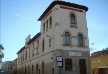 Albergue Adolfo Espinosa - Pradoluengo, Burgos